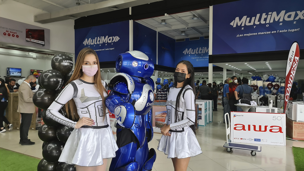 Multimax lechería multimarcas