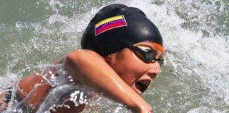 Paola Pérez clasificó