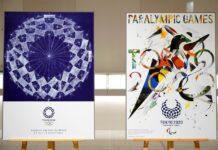 posters oficiales Juegos Olímpicos de Tokio 2020