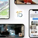 sistema operativo iOS 15