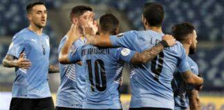 Uruguay cuartos de final