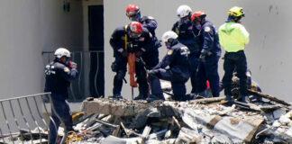 18 fallecidos por el derrumbe en Miami-Dade