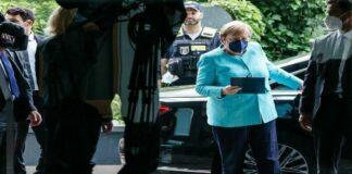 Merkel aumento de los contagios