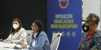 neutralizados 22 delincuentes en la operación Gran Cacique Indio Guaicaipuro