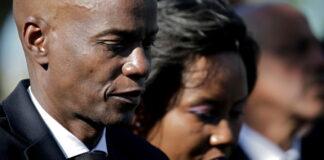 Falleció primera dama de Haití