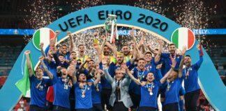 Italia ganó la Eurocopa