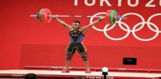 Julio Mayora gana la medalla