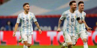 Argentina contra Brasil