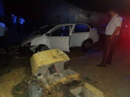 Muere un oficial y su esposa en Maracaibo