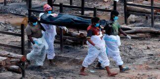 India niega exceso de muertes