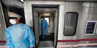 Tailandia habilita vagones de tren