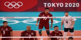 Venezuela vuelve a caer en voleibol