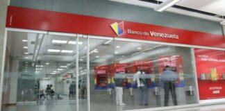 Banco de Venezuela solicitud de créditos