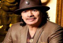 Carlos Santana megaconcierto