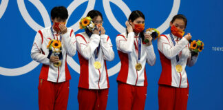 Equipo femenino de China