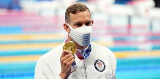 Dressel con récord olímpico