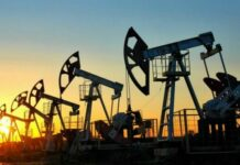producción de petróleo en junio