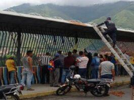 suicidio en el viaducto de Valera