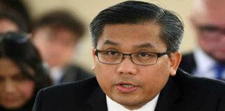 Birmania rechaza su participación contra su embajador