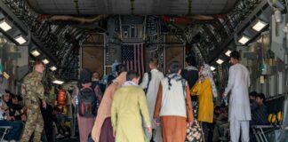 evacuados de Kabul