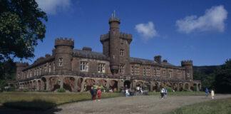 En venta un castillo en Escocia en 2 dólares