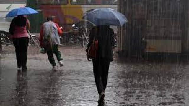 Inameh continuarán las lluvias