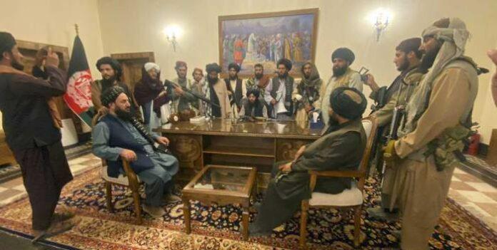 Talibanes piden apoyo internacional