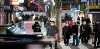 Japón registra 20 mil nuevos contagios
