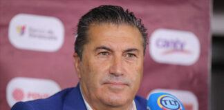 José Peseiro renunció a la Vinotinto