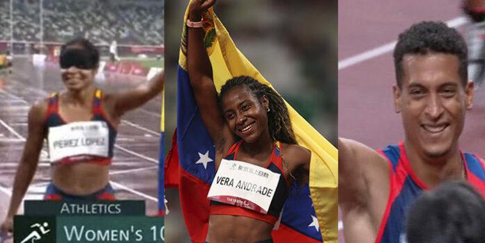 Venezuela suma dos oros y una plata