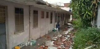 niña murió tapiada en La Guaira