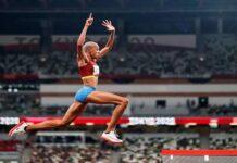 Yulimar Rojas medalla de oro