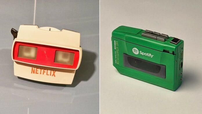 populares plataformas antes de la era Internet
