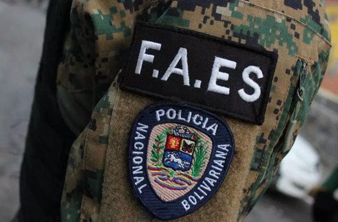 Capturaron a falso FAES en Valencia