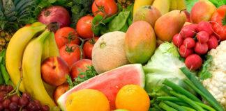 Beneficios de consumir frutas y verduras