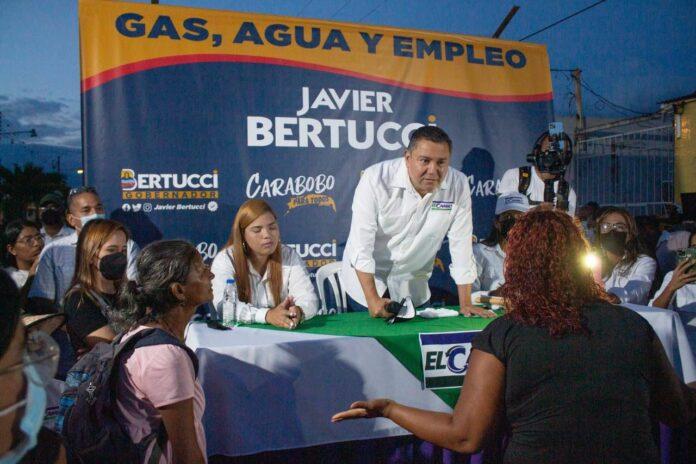 Bertucci enviará ingenieros a Carlos Arvelo