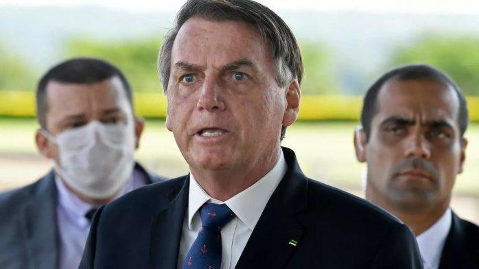 Bolsonaro vuelve a hablar de Venezuela