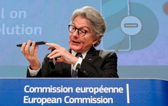 Bruselas propuso único cargador universal - NDV