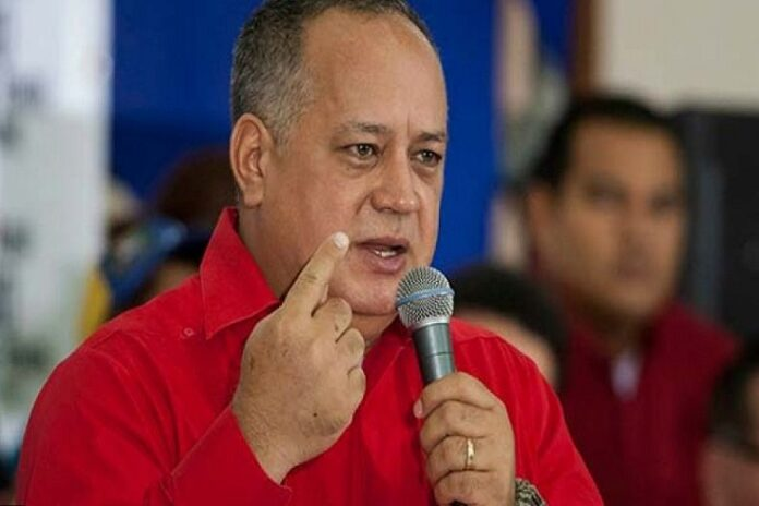 Diosdado Cabello habló de Hugo Carvajal