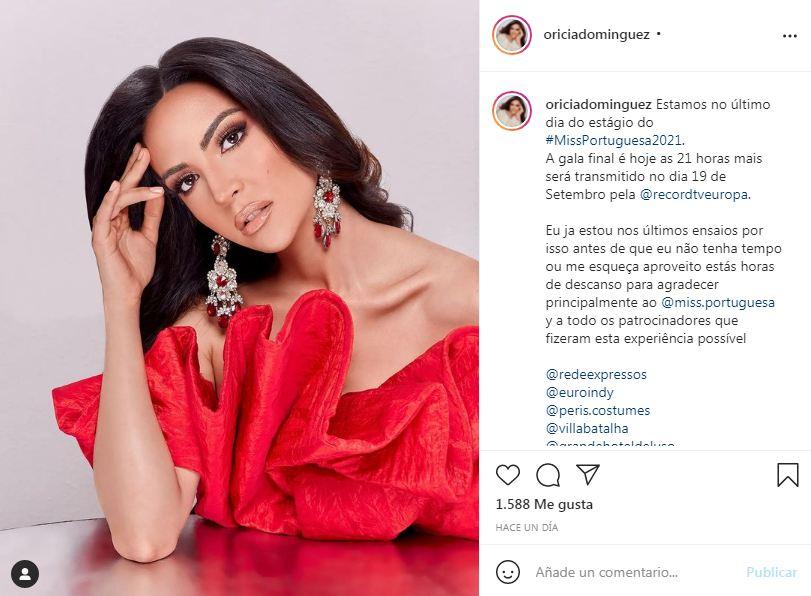 Oricia Domínguez Dos Santos