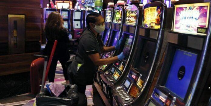 activación de bingos y casinos
