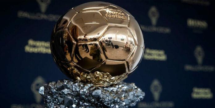 El Balón de Oro de 2021
