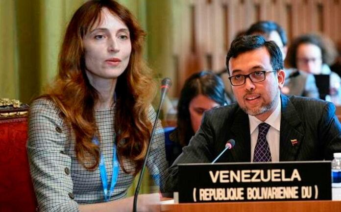Embajador ONU Alex Saab