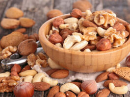 Los frutos secos no engordan