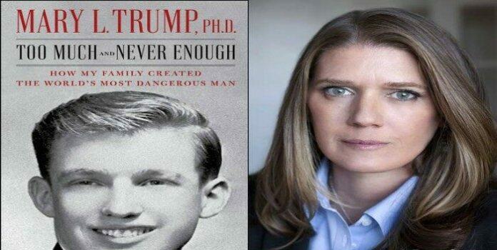Trump demanda a su sobrina