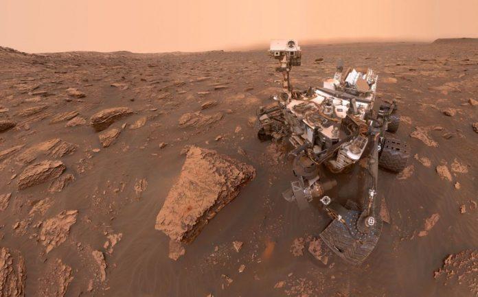 NASA registra terremoto en Marte