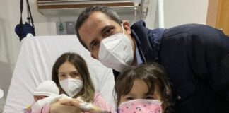 Nació la segunda hija de Juan Guaidó