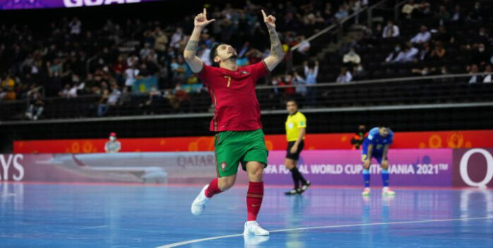 final del Mundial de futsal