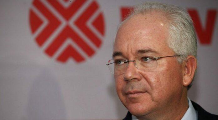 extradición de Rafael Ramírez a Venezuela