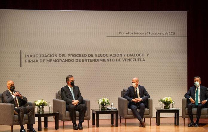 Tercera ronda de negociaciones del chavismo y oposición - NDV